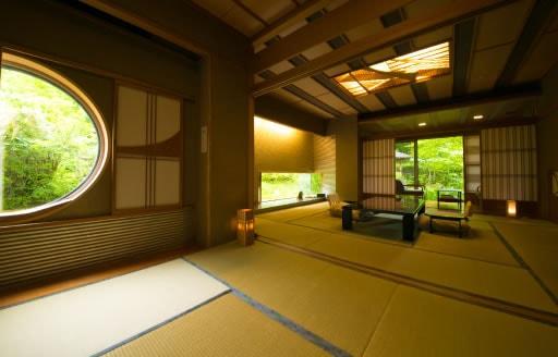 ルレ・エ・シャトー加盟の仙寿庵