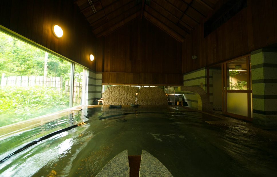 大浴場 一の蔵
