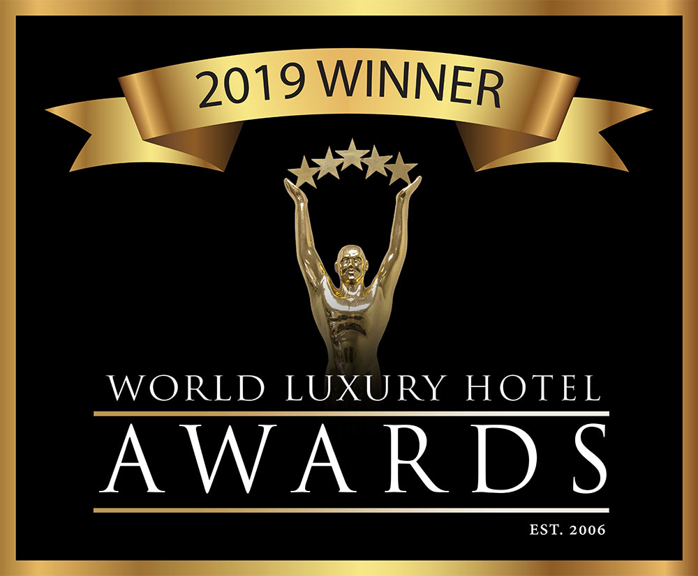 2019 NOMINEE WORLD LUXURY HOTEL AWARDS