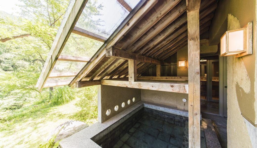 露天風呂付客室 和室S